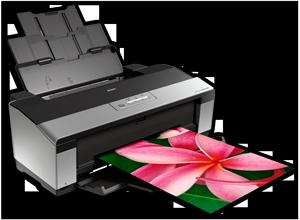 Fotografia digital impressão Epson