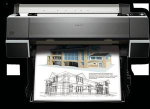 Impressão plotter grandes formatos