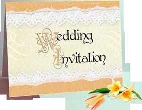 Convites de casamento, baptizado, empresariais e outros eventos